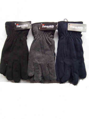 UNISEX Fleece Handschuh mit Thinsulate