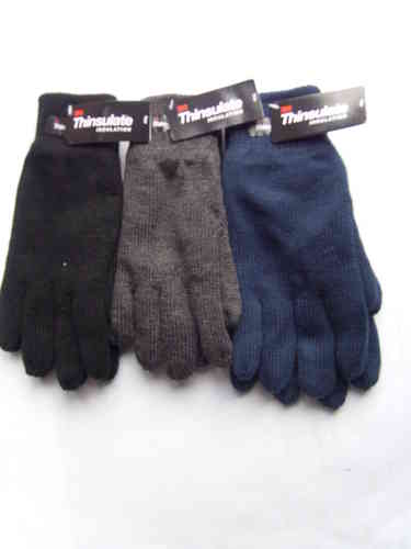 UNISEX Strickhandschuh mit Thinsulate